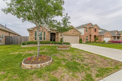 Pearland Single Family Home For Sale: 2805 Baywater Creek Lane