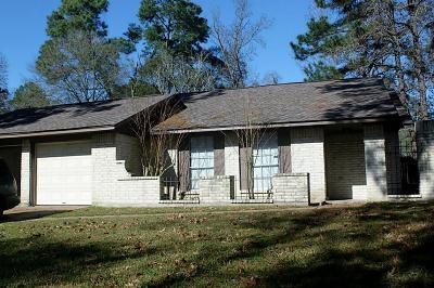 Kingwood Single Family Home For Sale: 2315 Chanay Lane