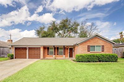 Houston Single Family Home For Sale: 9646 Meadowbriar Lane
