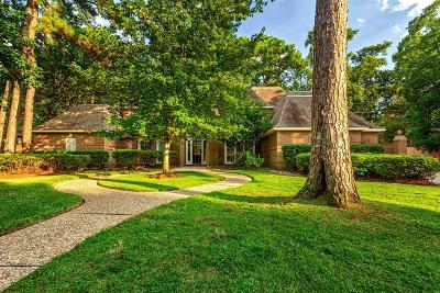 Kingwood Single Family Home For Sale: 2202 Bluff Creek Drive