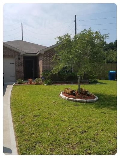 Fort Bend County Single Family Home For Sale: 2422 Seabourne Trails Rd Road