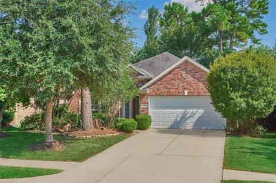 Summerwood Single Family Home For Sale: 13714 Parkers Cove Court