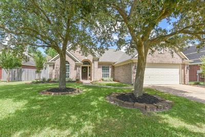 League City Single Family Home For Sale: 2111 Winding Springs Drive