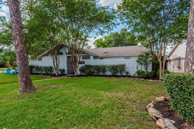 Houston Single Family Home For Sale: 10726 Del Monte Drive