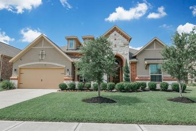 Richmond Single Family Home For Sale: 21215 Hawkspur Circle