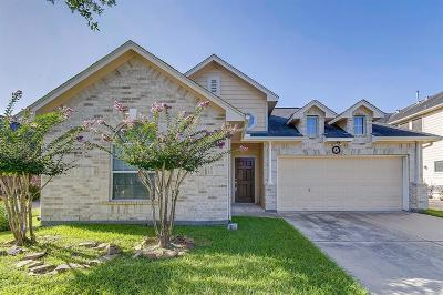 Katy Single Family Home For Sale: 21634 Shallow Glen Lane