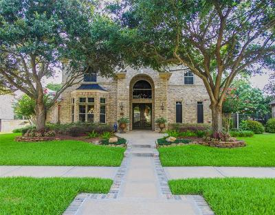 Sugar Land TX Single Family Home For Sale: $657,000
