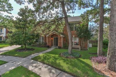 Houston Single Family Home For Sale: 16803 Poplar Hill Street