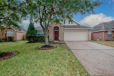 Houston TX Single Family Home For Sale: $229,000