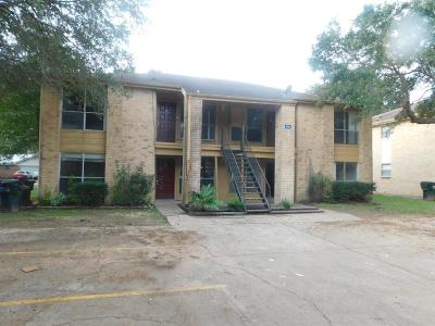 Austin County Multi Family Home For Sale: 1010 Gunnison Street