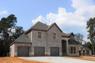 Magnolia Single Family Home For Sale: 167 Magnolia Reserve Loop