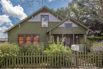 Rosenberg Single Family Home For Sale: 1015 Houston Street