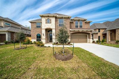 Kingwood Single Family Home For Sale: 6111 Emerald Bay Point