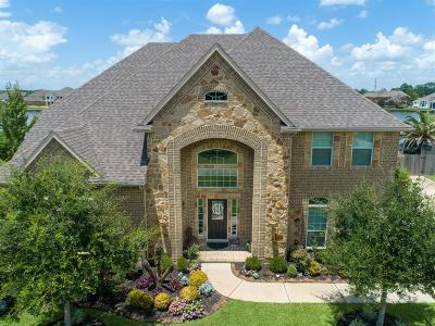 Friendswood Single Family Home For Sale: 2229 Lakeway Drive