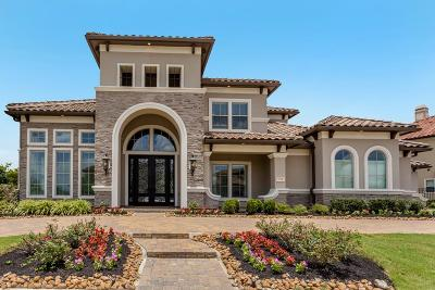 Sugar Land Single Family Home For Sale: 5054 Water View Bend