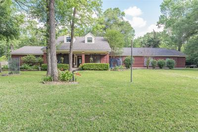 Baytown Single Family Home For Sale: 2919 Pine Oak Lane