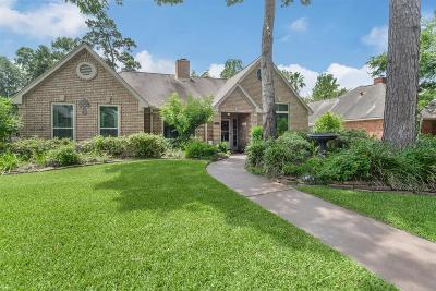 Kingwood Single Family Home For Sale: 3115 Rushing Brook Drive