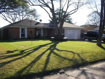 League City Single Family Home For Sale: 2103 Kingsway Drive