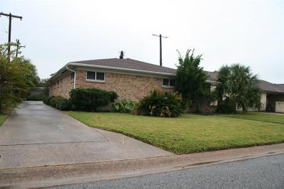 Galveston Rental For Rent: 2405 Beluche Drive