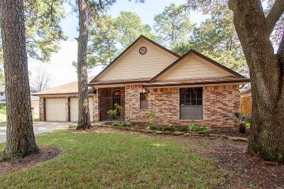 Spring Single Family Home For Sale: 21806 N Tangle Creek Lane