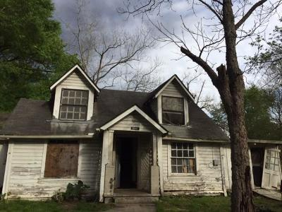 Houston Single Family Home For Sale: 8441 Lanewood Drive