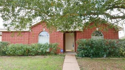 Harris County Rental For Rent: 15407 Kingfield Drive