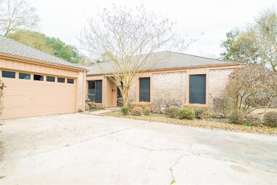 Houston Single Family Home For Sale: 15806 Red Willow Dr