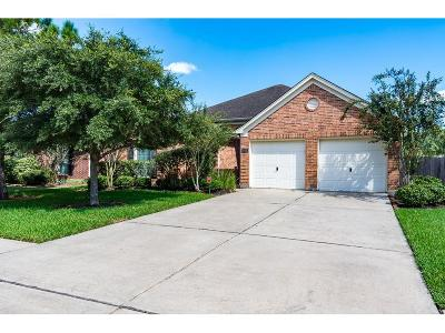League City Single Family Home For Sale: 406 Colchester Lane