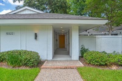 Houston Single Family Home For Sale: 10322 Shady River Drive