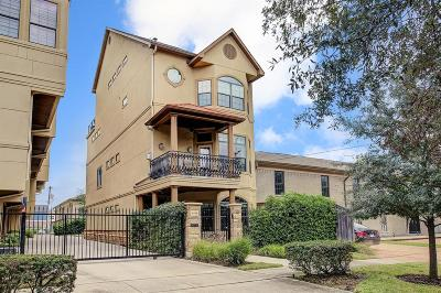 Montrose Single Family Home For Sale: 1414 Hyde Park Boulevard