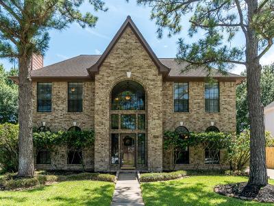 Houston Single Family Home For Sale: 12823 Birch Falls Road