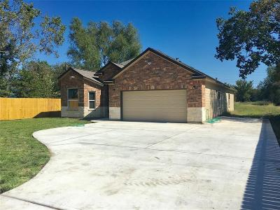 Hockley Single Family Home For Sale: 17926 Roberts Road