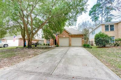 The Woodlands Single Family Home For Sale: 7 Windswept Oaks Place