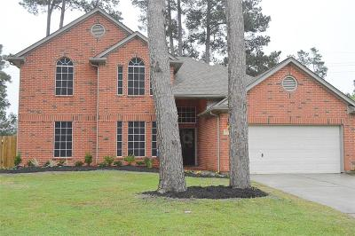 Tomball Single Family Home For Sale: 910 Arbor Pine Pine