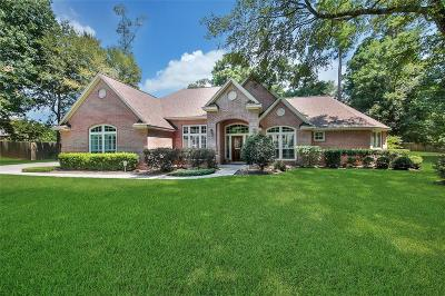 Magnolia Single Family Home For Sale: 25723 Bridle Creek Drive N