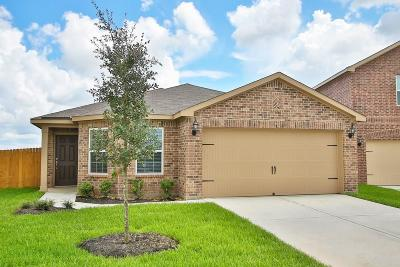 Texas City Single Family Home For Sale: 2306 Nautica Terrace Drive