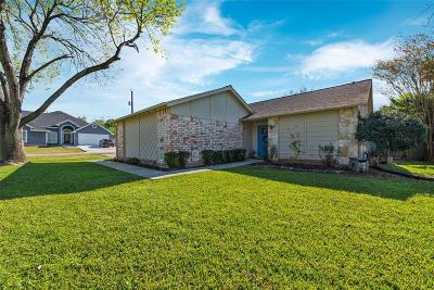 Pearland Single Family Home For Sale: 1105 Union Valley Drive