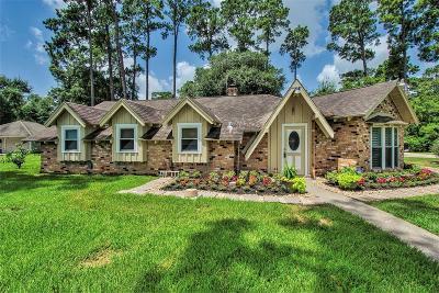 Spring Single Family Home For Sale: 20627 Falvel Road