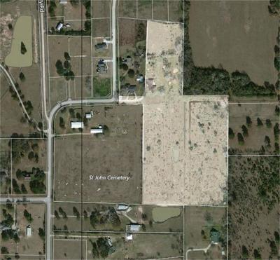 Cypress Farm & Ranch For Sale: 19502 Lutheran Cemetary Road