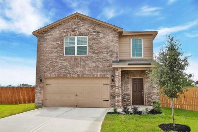 Humble Single Family Home For Sale: 11015 Hillside Creek Drive
