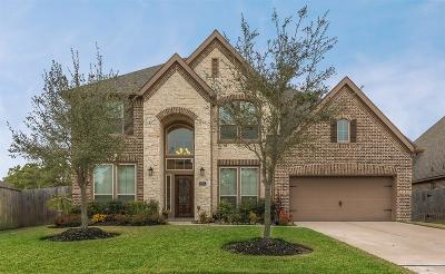 Shadow Creek Ranch Single Family Home For Sale: 1910 Cayman Bend Lane