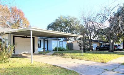 Single Family Home For Sale: 5324 Leland Drive