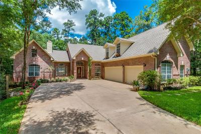 Conroe Single Family Home For Sale: 6200 Hickory Hollow Lane