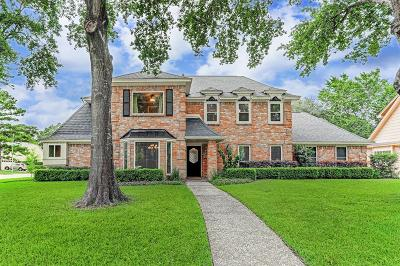 Galveston County, Harris County Single Family Home For Sale: 9114 Appin Falls Drive