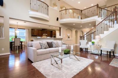 Riverstone Single Family Home For Sale: 5603 Riverstone Crossing Drive
