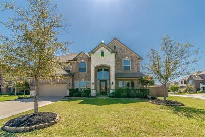 Pearland Single Family Home For Sale: 2805 Aliso Shadow Court