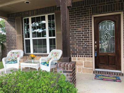 Katy Single Family Home For Sale: 10042 Western Pine Trail