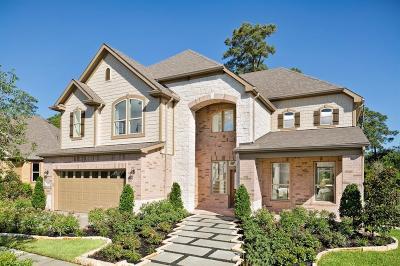 Magnolia Single Family Home For Sale: 8706 Cimarron Falls Court