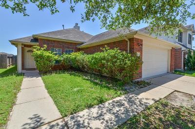 Katy Single Family Home For Sale: 6606 Barker Bend Lane