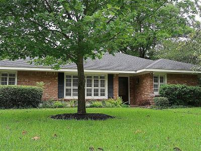 Houston Single Family Home For Sale: 4630 Shetland Lane